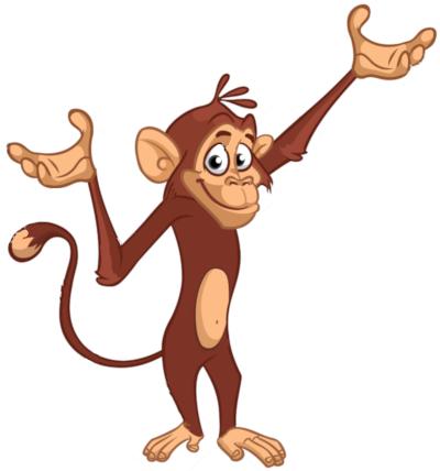 Profinal.cz logo opice